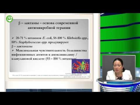 """Аполихина И.А. - """"Лечение неспецифического вагинита и цервицита"""""""