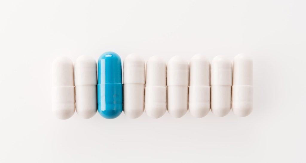 Воспаление шейки матки: лечение таблетками