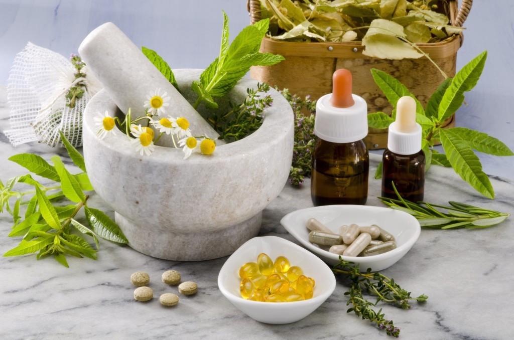 Народная медицины против миомы