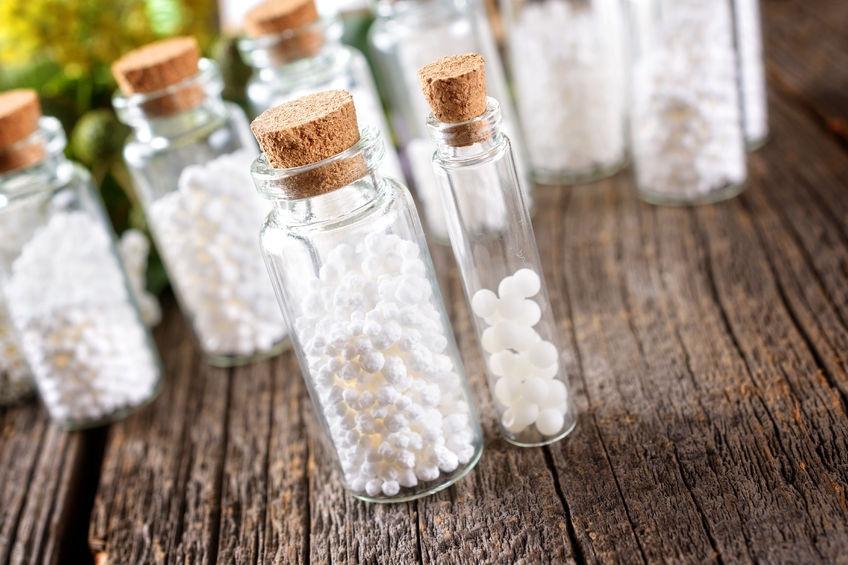 Витамины и гомеопатия