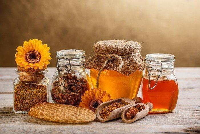 Прополис и мёд в борьбе с эндометриозом