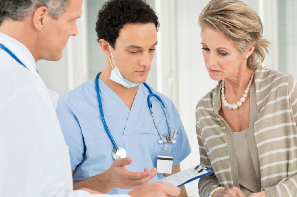 Осложнения при лапароскопии