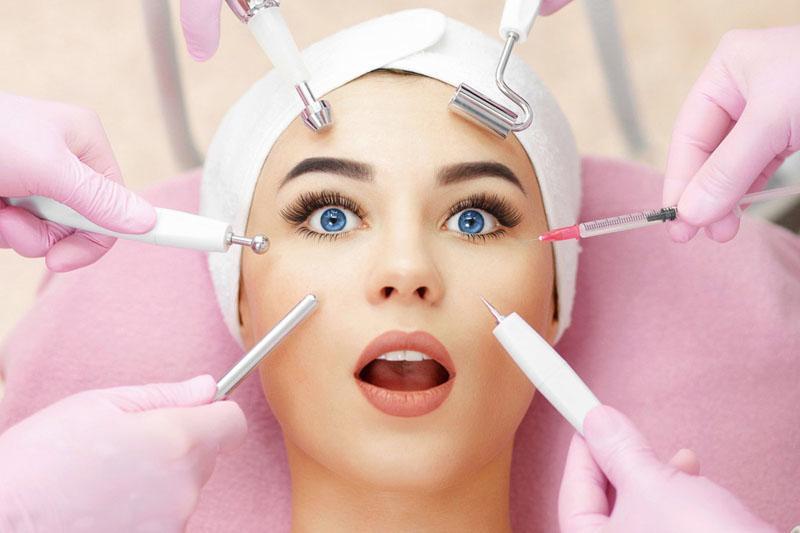 Косметические процедуры при миоме матки