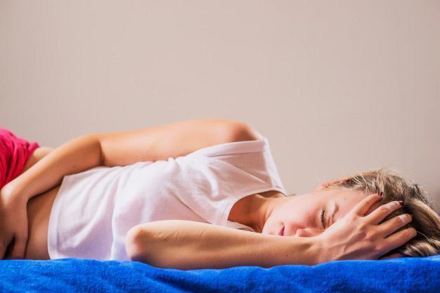 Одновременное развитие миомы и кисты