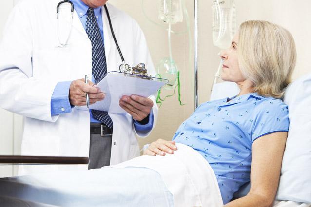 Лечение патологии сгустков крови в матке