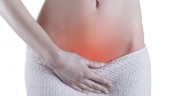 Состояние миомы матки сроком 7-8 недель