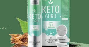 Keto Guru: шипучие таблетки для похудения за 149 рублей* - лучший способ похудеть быстро! Дешево! Без проблем для организма!