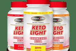 KETO LIGHT - новейшая добавка для похудения на основе Кетогенной диеты - увеличение запас энергии (Акция скоро кончится! Цена сейчас 99 рублей*)!