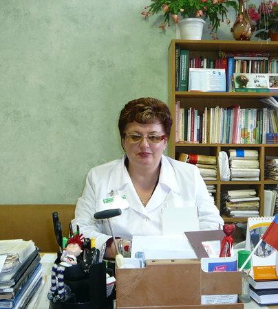 Владимирова Ирина Ивановна