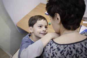 Атипичный аутизм у детей